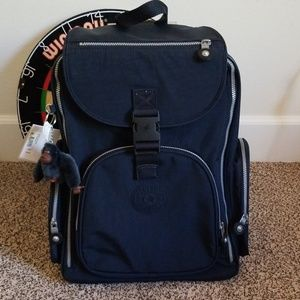 Kipling large Alcatraz rolling backpack